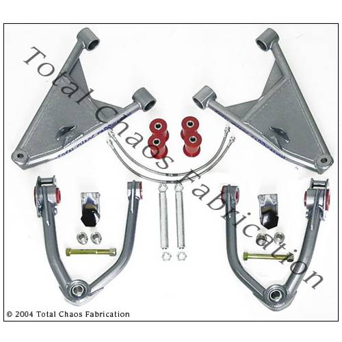 """Total Chaos Fabrication - Total Chaos 1986-95 4wd 4 Runner Caddy """"Gen 2"""