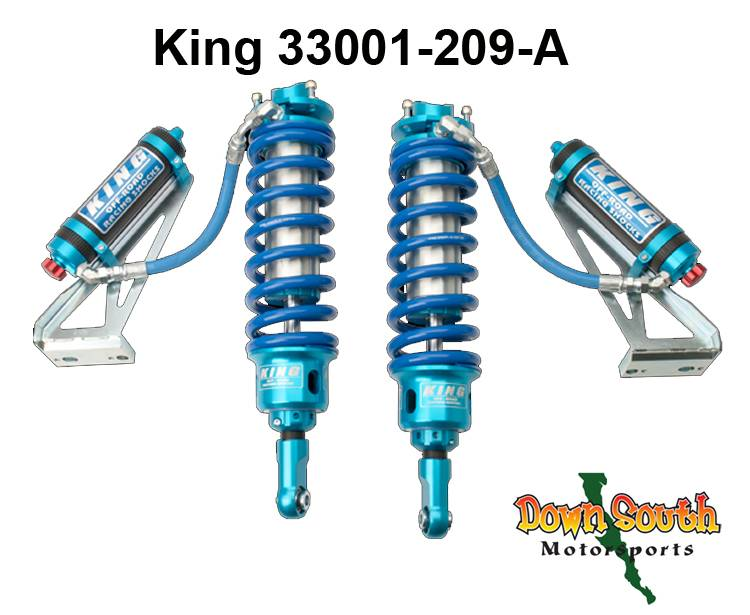 King Shocks Front 3 0 Coil-Over Stage 3 Race OEM Kit for Toyota