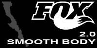 FOX Factory Series Shocks - FOX 2.0 Factory Series Smooth Body