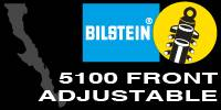 Bilstein 5100, 5125, 5160 Shocks  - Bilstein Ride Height Adjustable 5100 Series Shocks