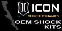 Truck,Jeep & SUV OE Shocks & Shock Kits - ICON Vehicle Dynamics