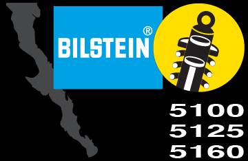 Truck,Jeep & SUV OE Shocks & Shock Kits - Bilstein OEM 5100, 5125, 5160 Shocks