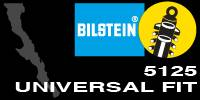Bilstein OEM 5100, 5125, 5160 Shocks  - Bilstein 5125 Universal Fit Shocks