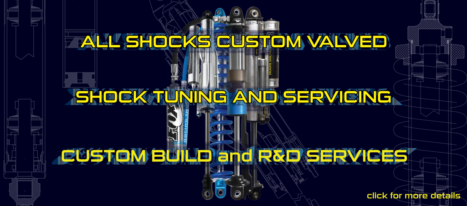 Downsouth Motorsports Shock Sales & Servicing