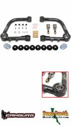 Camburg Off Road Engineering - Camburg Toyota Tundra 2wd/4wd 07-2019 Performance 1.50 Uniball Upper Arms