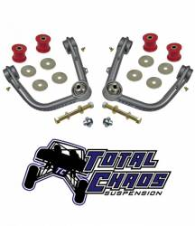 Total Chaos Fabrication - Total Chaos Fabrication 2003-2016 Toyota 4Runner Uniball Upper Control Arms 96504
