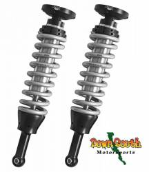 FOX Racing Shocks - Fox Factory Series Front Shock kit with IFP for Toyota Tacoma 2wd Pre-Runner 1998 - 2004 in Standard Length Travel