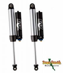 "FOX Racing Shocks - Fox Racing Shox: Jeep Wrangler JK 2.5 Factory Series Rear Internal Bypass Shock Kit with DSC for 2.5"" to 4"" Lift 883-06-069"