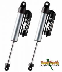 "FOX Racing Shocks - Fox Racing Shox: Toyota HiLux 2wd Pre-Runner/4wd 2.5 Factory Series Rear Smooth Body Shock for 0"" to 1.5"" Lift 883-24-000"
