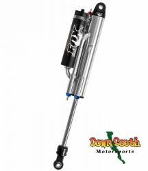 FOX Racing Shocks - Fox Racing Shox: 2.5 Factory Series 4 Tube Bypass Shock Piggyback Reservoir in 8 inch Travel 980-02-218