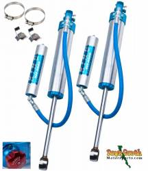 "King Shocks - King Shocks Performance Series Rear Kit with Adjuster for Nissan Patrol GU/Y61 with 6"" Lift 25001-155-A"