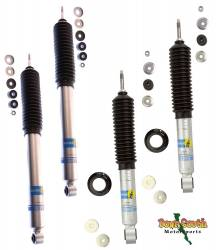 Bilstein Shocks - Bilstein 5100 Series Front & Rear Shock Package for 2000-2006 Toyota Tundra 24-261425/24-100144