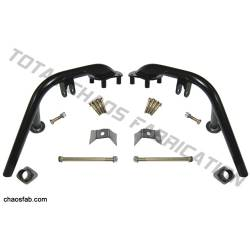 Total Chaos Fabrication - Total Chaos 2007+ Tundra Stock Length Dual Shock Hoop Kit