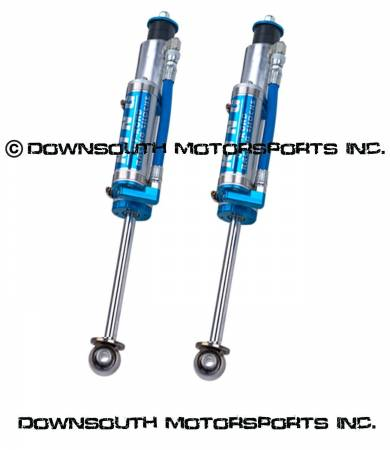 King Shocks - King Performance Series Rear shock Kit for '89 -'97 Toyota Prado 80 Series (INTL)