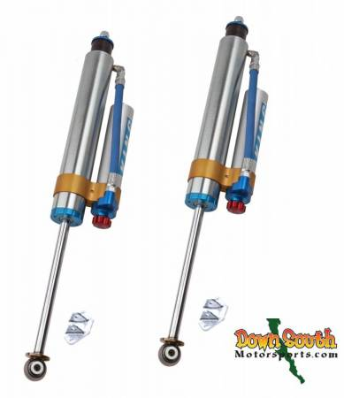 """King Shocks - King Shocks Performance Series Front Shock Kit with Adjuster for Jeep Cherokee XJ with 5"""" to 6"""" Lift 25001-313-A"""