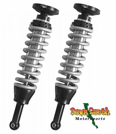 FOX Racing Shocks - Fox Racing Shox: Ford F150 4wd 2.5 Factory Series Front Coil-Over Shock Kit 883-02-029