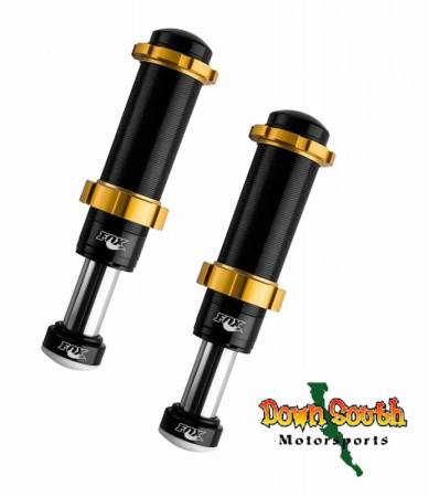 "FOX Racing Shocks - Fox Racing Shox 2.0 Factory Series Rear Bump Stop Kit for Jeep Wrangler JK in 1.95"" Travel 883-02-128"