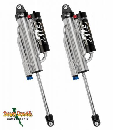 """FOX Racing Shocks - Fox Racing Shox: Ford Ford F150 Raptor SVT 4wd 3.0 Factory Series Rear Bypass Shock with QAB for 0"""" to 1"""" Lift 883-09-047"""