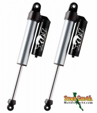 """FOX Racing Shocks - Fox Racing Shox: Ford Super Duty F250 4wd 2.5 Factory Series Rear Smooth Body Shock for 2"""" to 3.5"""" Lift"""