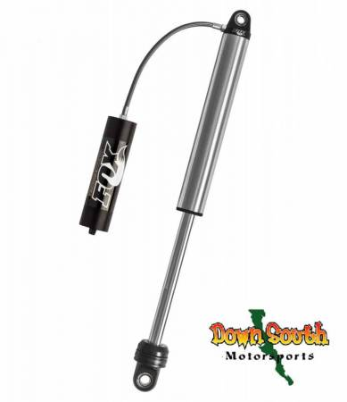 FOX Racing Shocks - Fox Racing Shox: 2.0 Factory Series Smooth Body Remote Reservoir Shock in 14 inch Travel 980-02-046