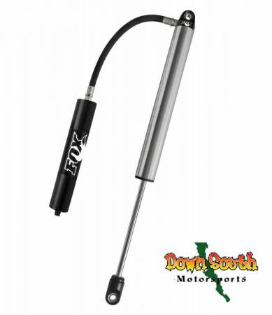 FOX Racing Shocks - Fox Racing Shox: Hummer H2 2.5 Factory Series Smooth Body Shock in 9.41 inch Travel