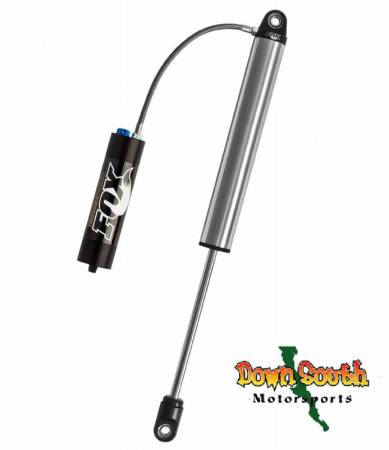 FOX Racing Shocks - Fox Racing Shox: 2.0 Factory Series Smooth Body Remote Reservoir Shock with LSC in 11 inch Travel 980-06-039