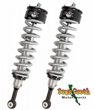 FOX Racing Shocks - Fox Racing Shox 2.0 Performance Series Front Coil-Overs for Nissan Titan (PAIR)