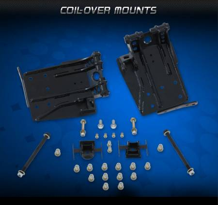 Carli Suspension  - Carli Suspension Super Duty Coil-over Mounts