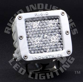 "Rigid Industries - Rigid Industries M-Series Dually White ""Diffused"""