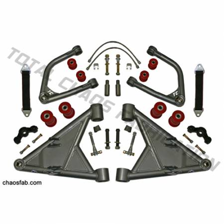 Total Chaos Fabrication - Total Chaos 2007+ 2/4wd Tundra LT Kit