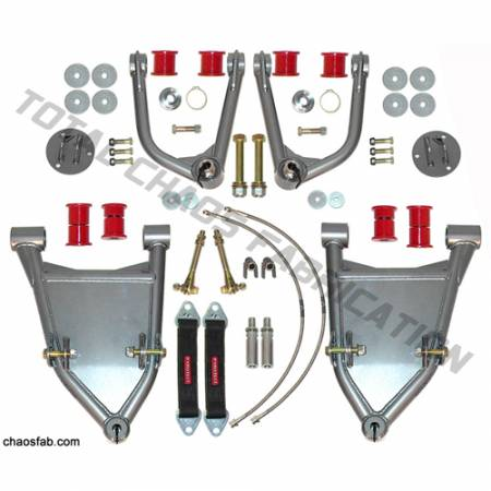 Total Chaos Fabrication - Total Chaos 2000-06 2/4wd Tundra LT Kit