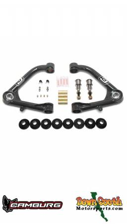 Camburg Off Road Engineering - Camburg Chevy Silverado 2wd/4wd 07-2013 Performance 1.25 Uniball Upper Arms
