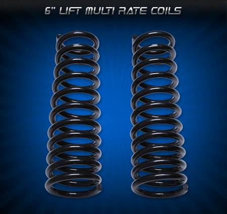 "Carli Suspension  - Carli Suspension Ram 6"" Lift Coils"