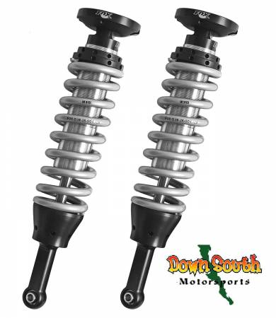 FOX Racing Shocks - Fox Racing Shox: Toyota Tacoma 2wd Pre-Runner/4wd 2.5 Factory Series Front Coil-Over IFP Shock Kit Extended Travel 883-02-023