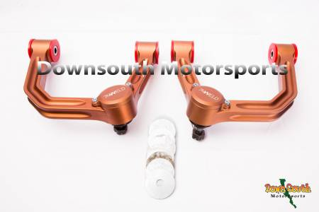 74 Weld 2005-2020 Toyota Tacoma 2wd Pre-Runner/4wd Billet Ball Joint Upper Control Arms (PAIR)