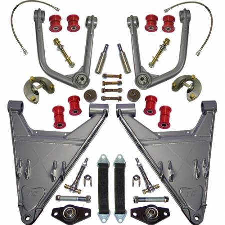 Total Chaos Fabrication - Total Chaos 2007-09 2/4wd FJ Cruiser LT Kit