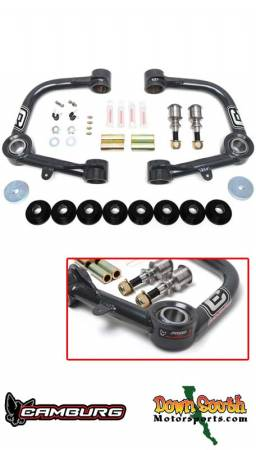 Camburg Off Road Engineering - Camburg Toyota Tacoma Prerunner/4wd 05-2014 Performance 1.25 Uniball Upper Arms