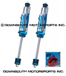 King Shocks - King Performance Series Rear Shock Kit with Compression Adjuster for 1996 + Toyota Prado 90 Series (INTL) - Image 1