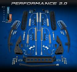 Carli Suspension  - Carli Suspension Super Duty Performance 2.0 System - Image 1