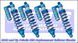 King Shocks - Polaris RZR-S '08-Up King UTV Performance Shock kit - Image 2