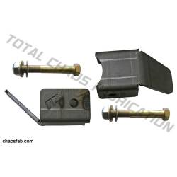 Total Chaos Fabrication - Total Chaos FJ / 4 Runner Lower Link Skids - Image 1