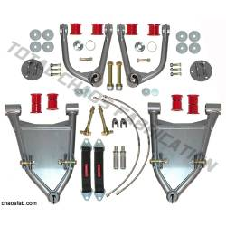 Total Chaos Fabrication - Total Chaos 2000-06 2/4wd Tundra LT Kit - Image 1