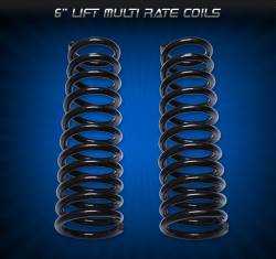 "Carli Suspension  - Carli Suspension Ram 6"" Lift Coils - Image 1"