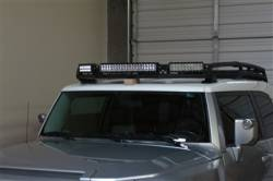Rigid Industries - Rigid Industries Toyota FJ Cruiser E-Series Roof Mount - Image 3