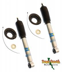 Bilstein Shocks - Bilstein 5100 Series Ride Height Adjustable Front Shocks for 2005-2018 Nissan Frontier 24-187053 (Pair) - Image 1