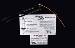 Buggy Whip Inc. - Buggy Whip 4ft. Red LED - Image 4