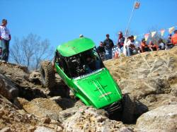 Downsouth Motorsports Rock Crawling  Cover